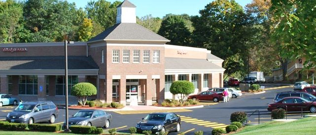 Commercial pharmacy and healthcare facility